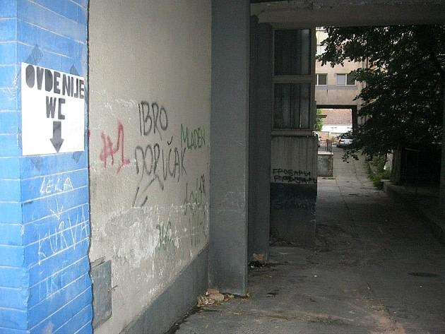 """Bravo: """"Savesni Novosađani"""" pokazali gde NIJE wc"""