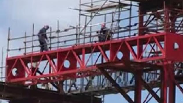 Finansijeri nezadovoljni brzinom izgradnje Žeželjevog mosta