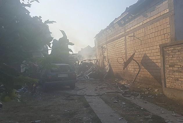 Muškarac poginuo u eksploziji kombija u Temerinu