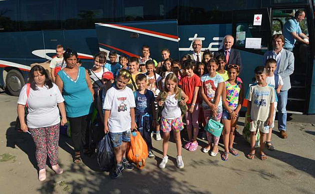 Letovanje za decu iz socijalno ugroženih porodica