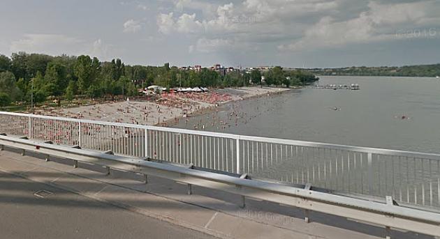 Devojka skočila s Mosta slobode