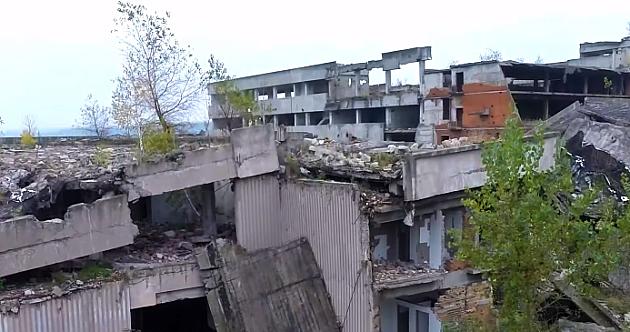Uskoro uklanjanje ostataka zgrade RTV-a na Mišeluku