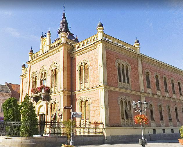 Za obnovu dela fasade Vladičanskog dvora više do 30 miliona dinara