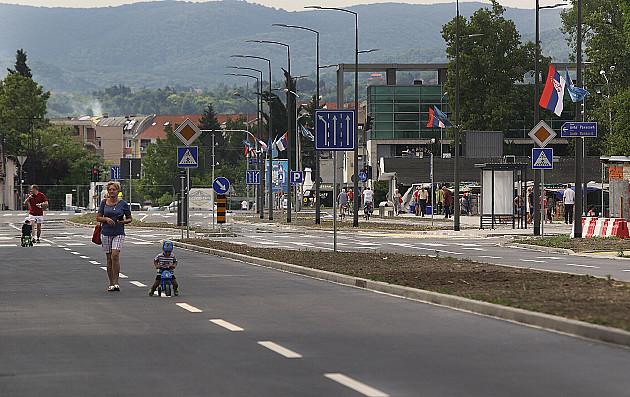 Bate Brkića konačno otvorena za saobraćaj