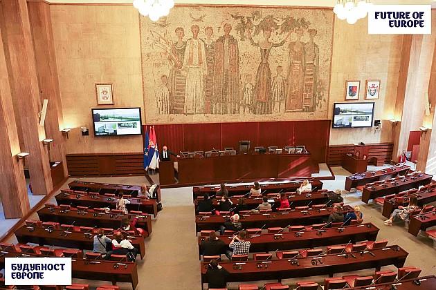 Skupština Vojvodine ponovo otvara vrata