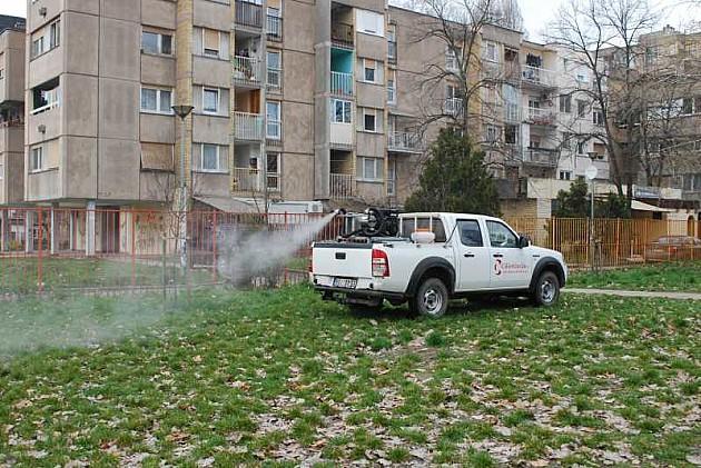 Zbog pojačanih mera dezinfekcije, Ciklonizacija obustavila tretmane po stanovima