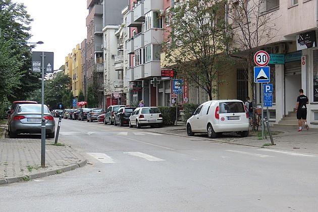 Počela naplata parkiranja u Miše Dimitrijevića i Tolstojevoj ulici