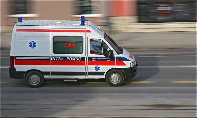 Troje povređeno u dva udesa u gradu
