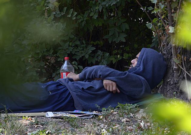 Izbeglica iz Tunisa zalutao na Detelinari