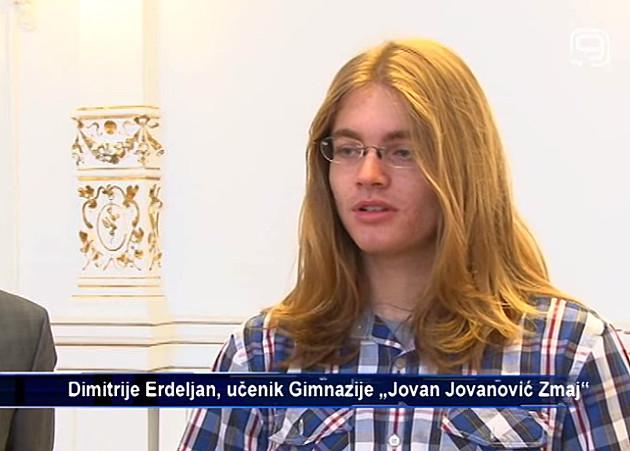 Mladi novosadski programer doneo srebro sa informatičke olimpijade