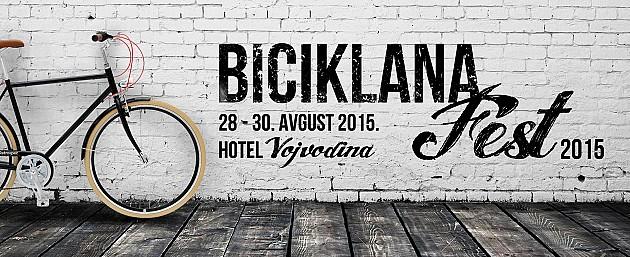 Biciklana Fest uz muziku i retro bicikl