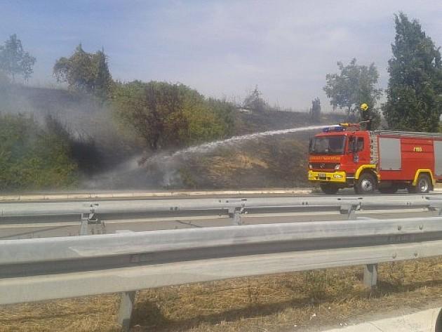 FOTO: Ugašen požar na Mišeluku