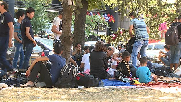 """Od sutra prikupljanje pomoći za migrante """"Svi smo ljudi - budi čovek"""""""