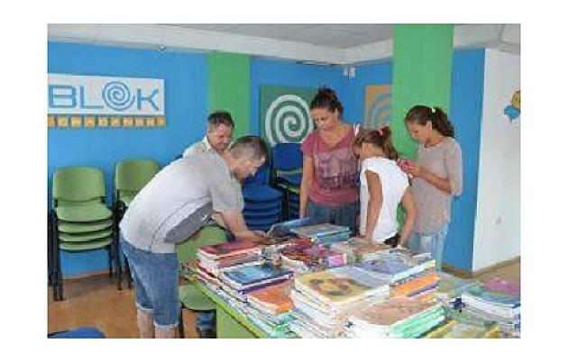 Razmena udžbenika i školskog pribora