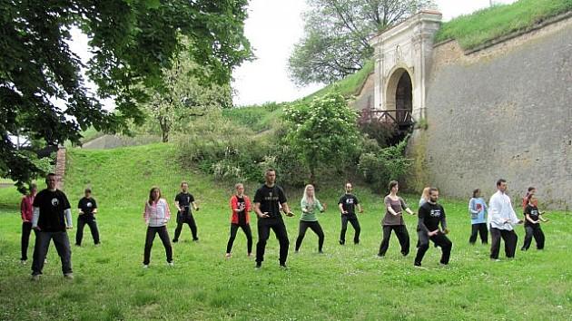 Besplatni treninzi tai či-ja u Limanskom parku