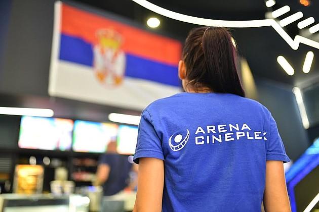 """Više od 6.000 ljudi slavilo uspehe olimpijaca u """"Areni Cineplex"""""""