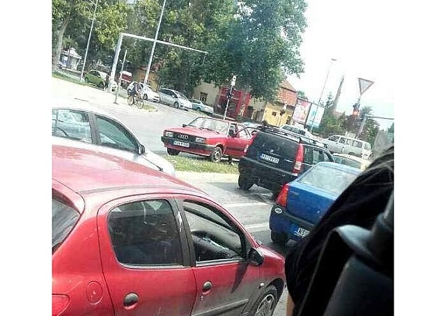Video: Vozio u suprotnom smeru na Bulevaru cara Lazara