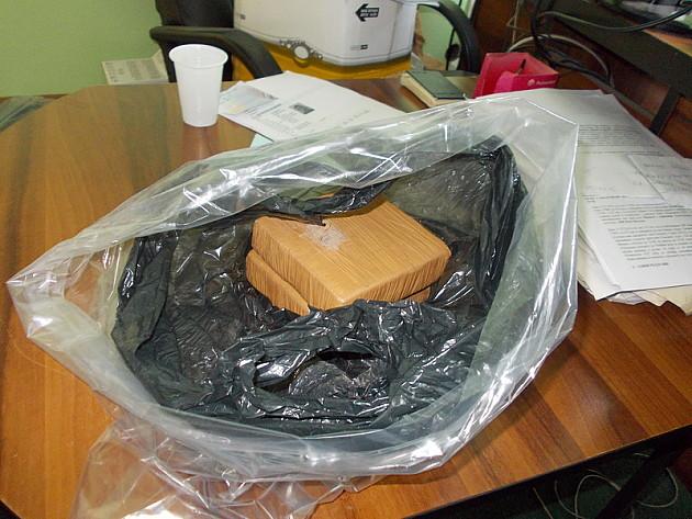 Uhapšen diler sa oko kilogram heroina