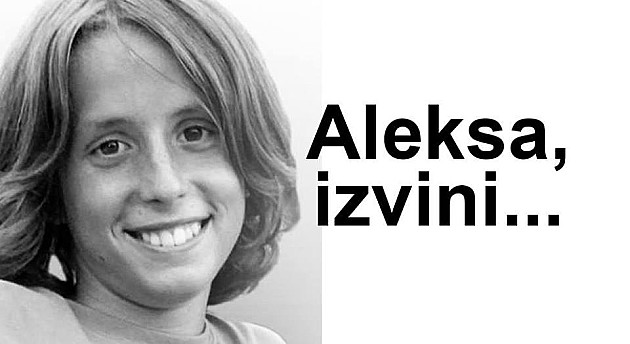 "Danas protest ""Aleksa, izvini..."""