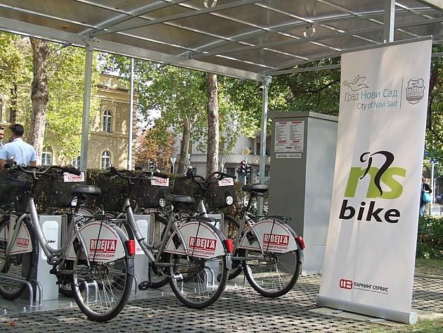 Otvorena 13. NS bike stanica