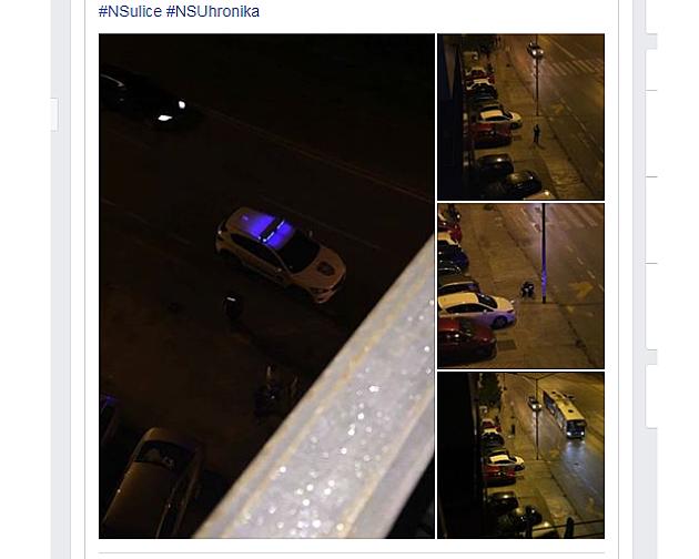 Još jedna pucnjava u Novom Sadu