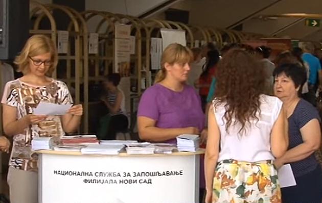 U Novom Sadu na birou 18.130 građana, NSZ organizuje obuke za njih