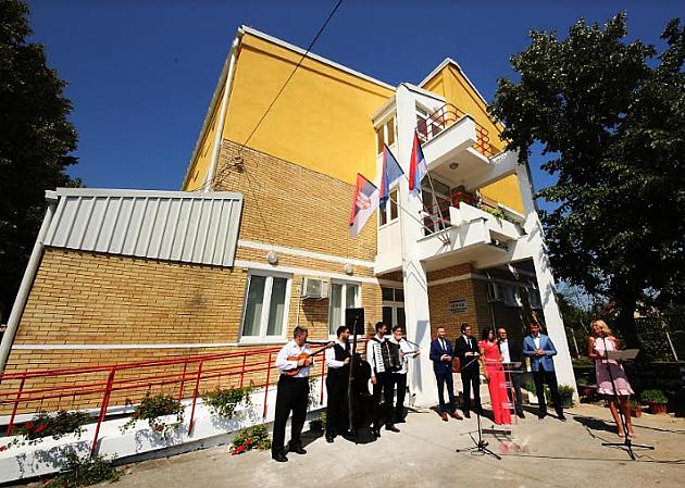Otvoren rekonstruisani deo prihvatilišta u Futogu