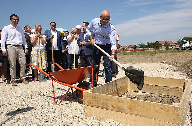 Počinje izgradnja 276 stanova za izbeglice u Veterniku