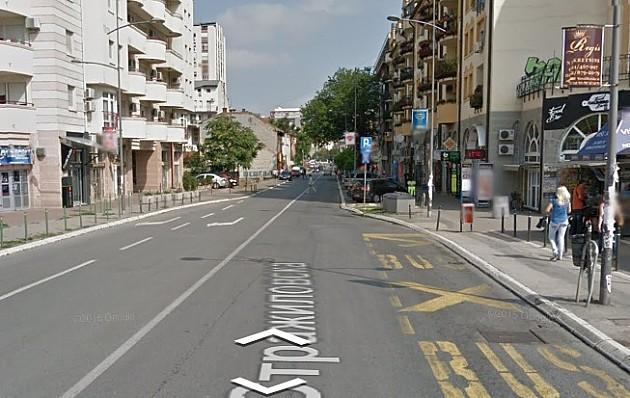 Rekonstrukcija parkinga u Stražilovskoj