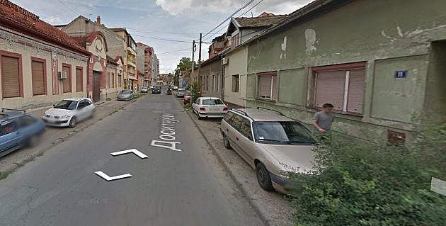 Investitor kopao temelj za višespratnicu u Dositejevoj, komšije ostale bez krova nad glavom