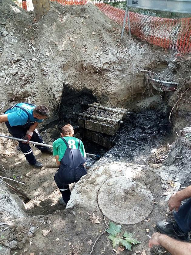 Vlažne maramice, pucvale i krpe zapušile kanalizaciju na Limanu