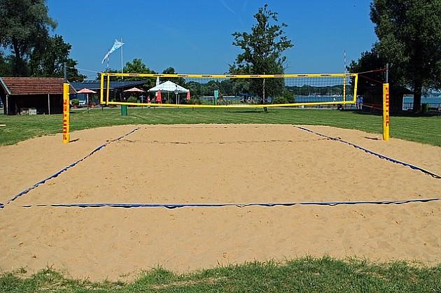 Od danas turnir u odbojci na pesku