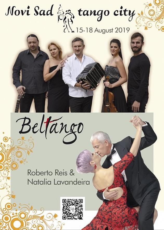 Novi Sad postaje Tango grad od 15. do 18. avgusta