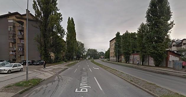 Izmena saobraćaja u blizini budućeg Lidla