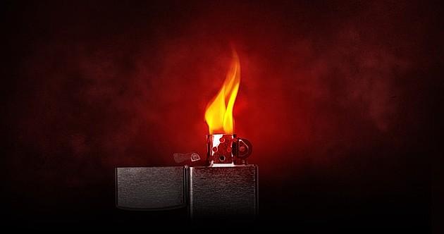 Nastradao čovek u požaru u porodičnoj kući na Telepu