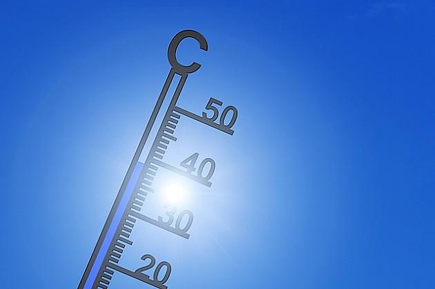 Tropske temperature: U utorak 39 stepeni, u sredu pljuskovi