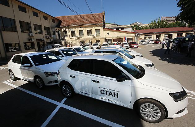 """""""Stan"""" predstavio nove automobile u okviru voznog parka"""