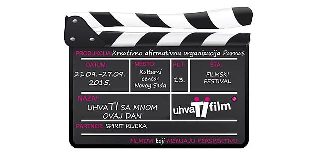 Potrebni volonteri za filmski festival