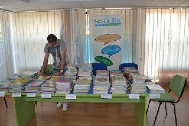 Besplatna razmena udžbenika u Bloku