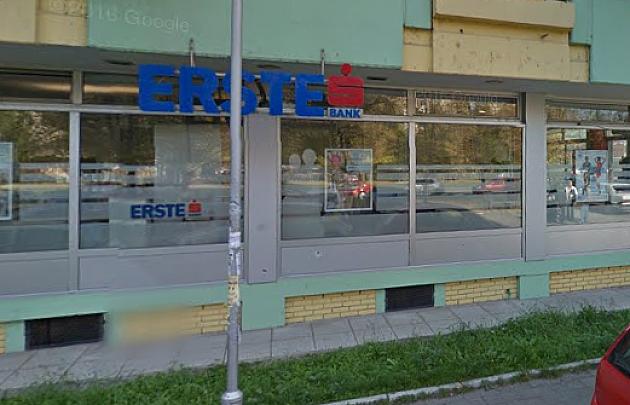 Pljačkaš Erste banke već robijao zbog pljačke iste ekspoziture