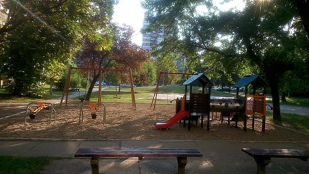 Na Limanu III ponovo igralište za najmlađe