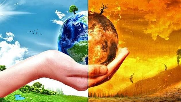 Naučno predavanje o globalnom zagrevanju