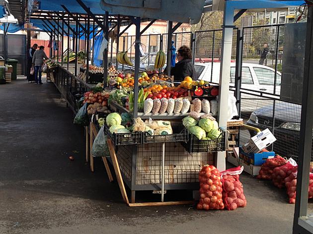 Licitacija za prodajne prostore na novosadskim pijacama