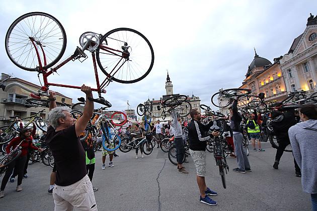 Broj biciklista povećan tri puta