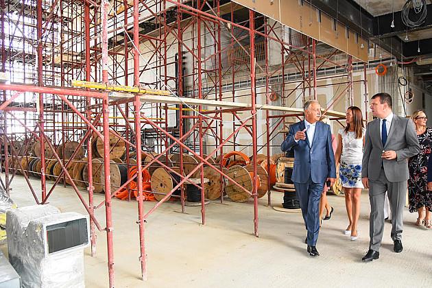 Nova zgrada Radio-televizije Vojvodine biće gotova u novembru