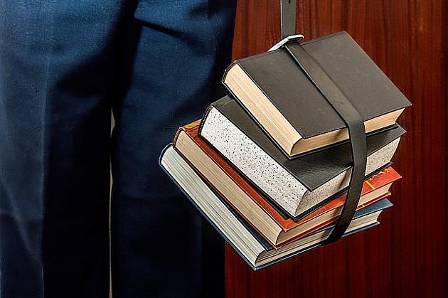 Besplatna podela knjiga putnicima GSP-a