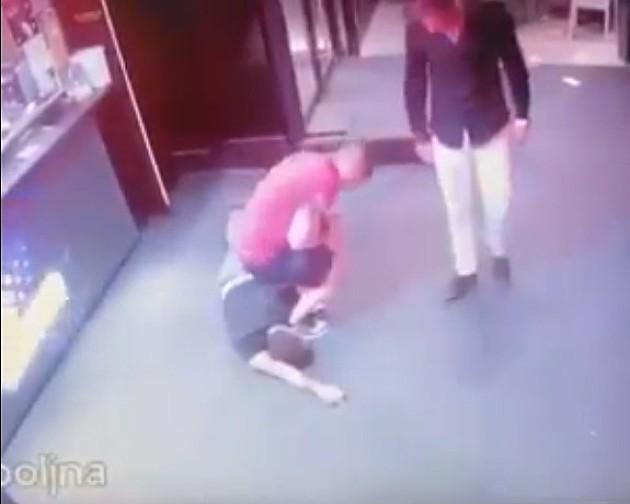 Identifikovan napadač koji je brutalno prebio mladića i polomio mu obe ruke