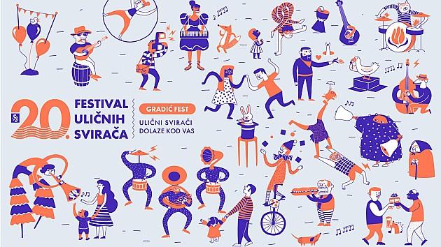 Festival uličnih svirača biće održan u sredu u izmenjenom izdanju