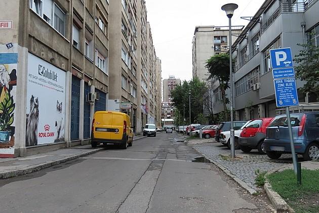Od ponedeljka rekonstrukcija saobraćajnih površina u delu Bulevara kralja Petra I
