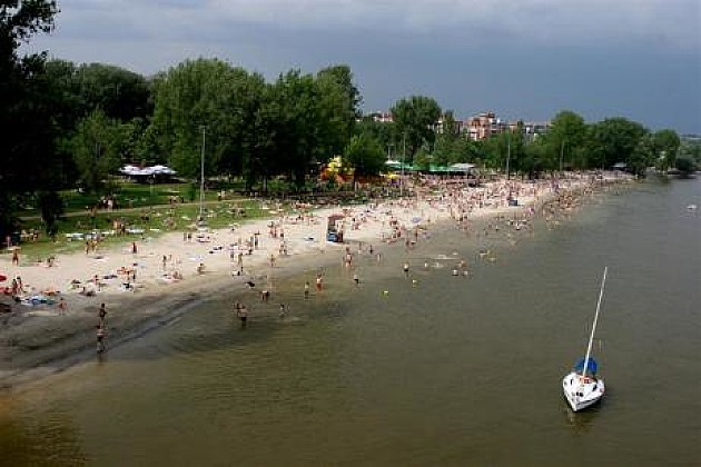 Kupališna sezona na Štrandu završava se 30. septembra